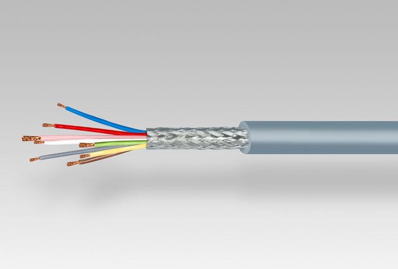 Cable PUR apantallado - mayvan conductores eléctricos