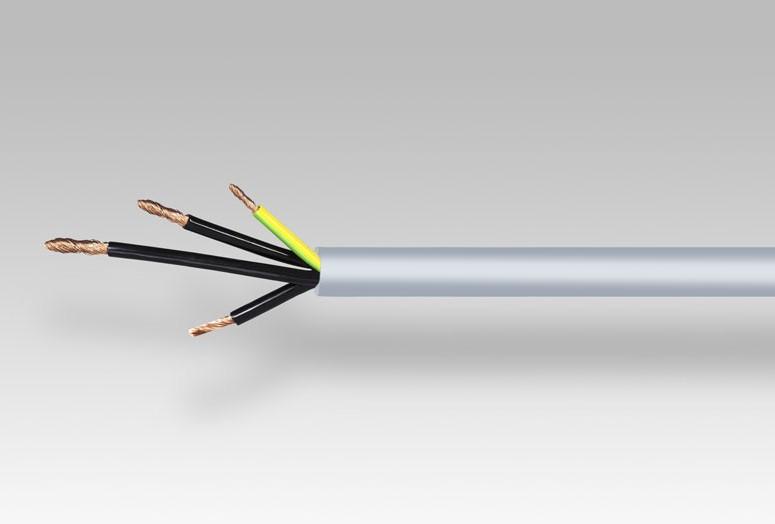 Cable PUR para cadena portacable