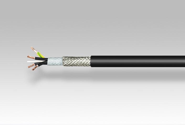 Cable YSLYCY-JZ 600